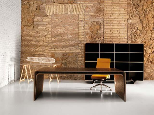 Bureau design minimaliste