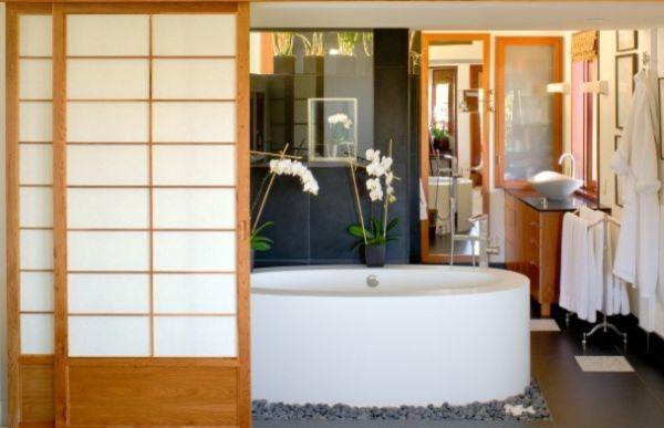 18 ides de salles de bains japonaises lgantes