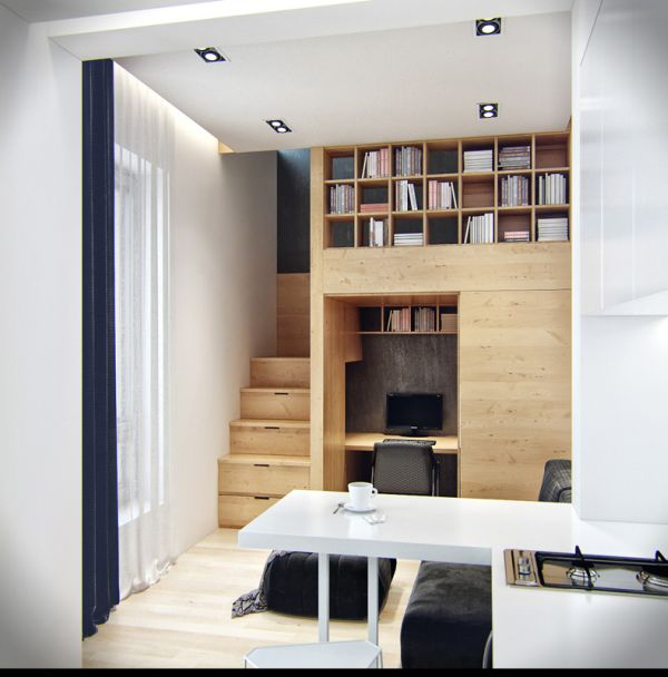 Amnager un petit appartement