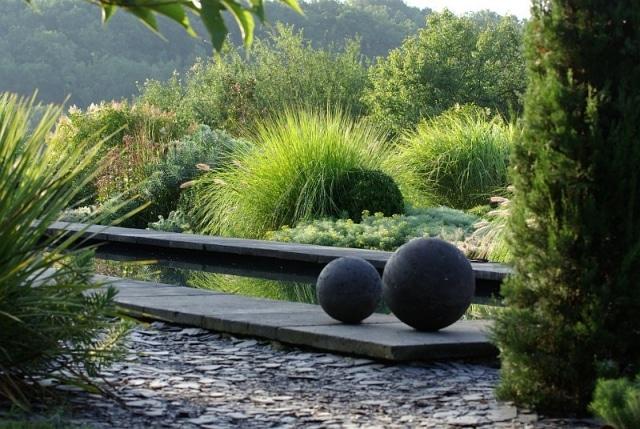 un bassin contemporain dans votre jardin