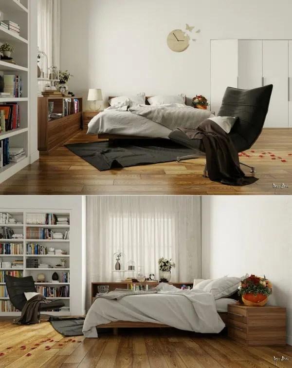 Decoration Des Chambres A Coucher