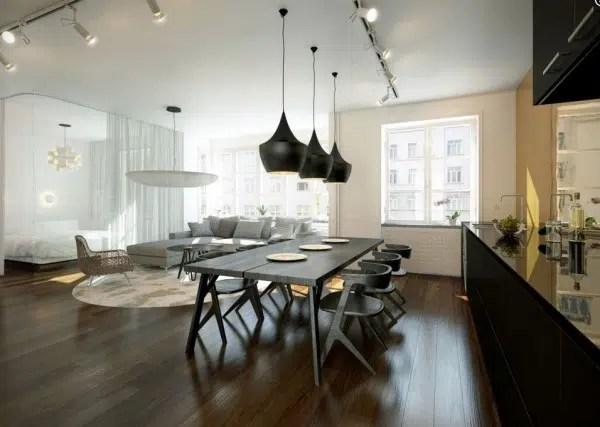 20 ides deco de salles  manger design et contemporaine