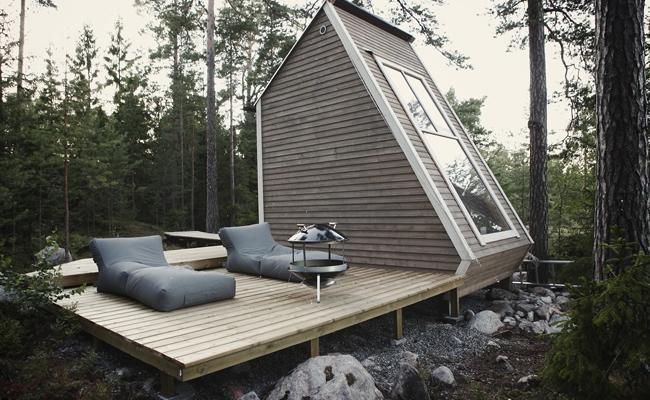 Slection des plus belles cabanes design et contemporaines