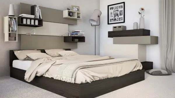 Ides Dcoration chambres  coucher modernes