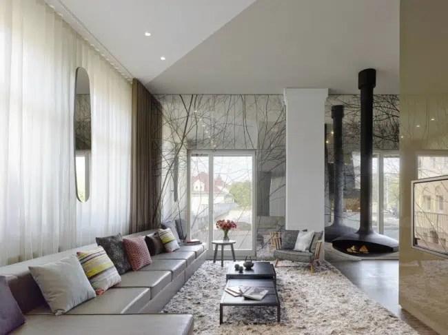 Dekoration Deckengestaltung L - Boisholz