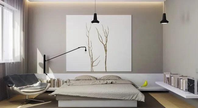 21 ides de dcoration de chambres simples et pures