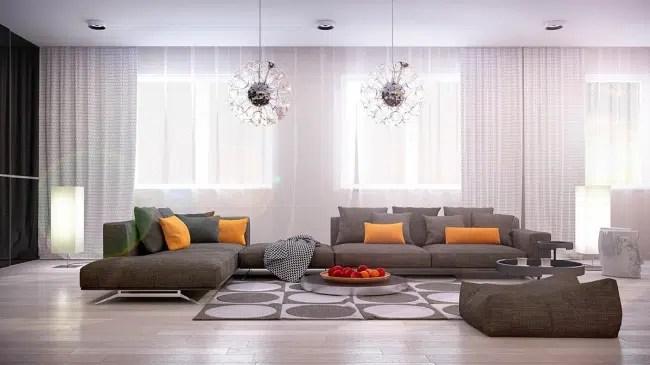 21 ides de dcoration design pour son salon
