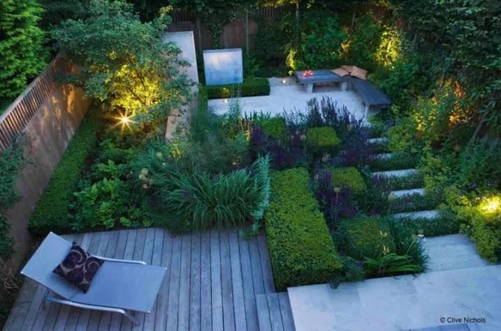 Amenager Son Jardin Avec Des Galets