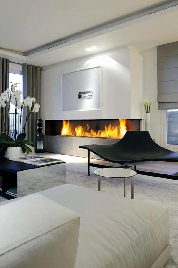 Ides pour crer une chemine au design minimaliste