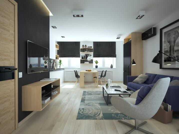 Amnager et dcorer un appartement de moins de 50m2