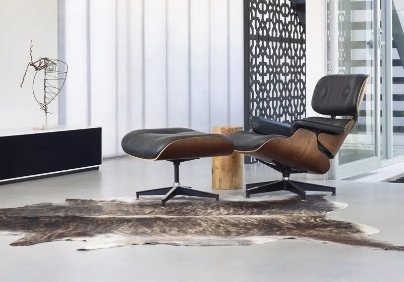 Dcorer Son Salon Avec Un Fauteuil Lounge Eames