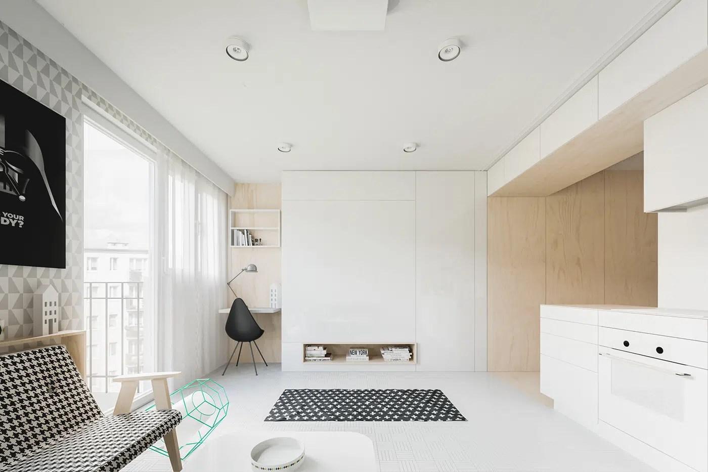 Amnager Un Appartement De 60m2 Avec Un Style Scandinave