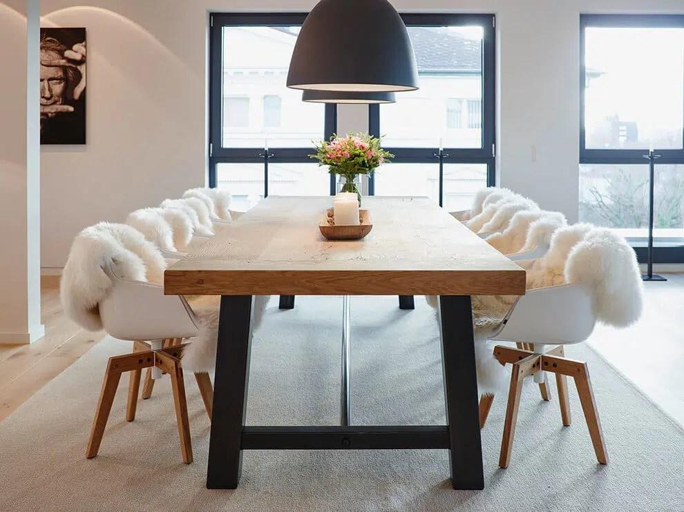 Ides pour dcorer un appartement sobre et chaleureux