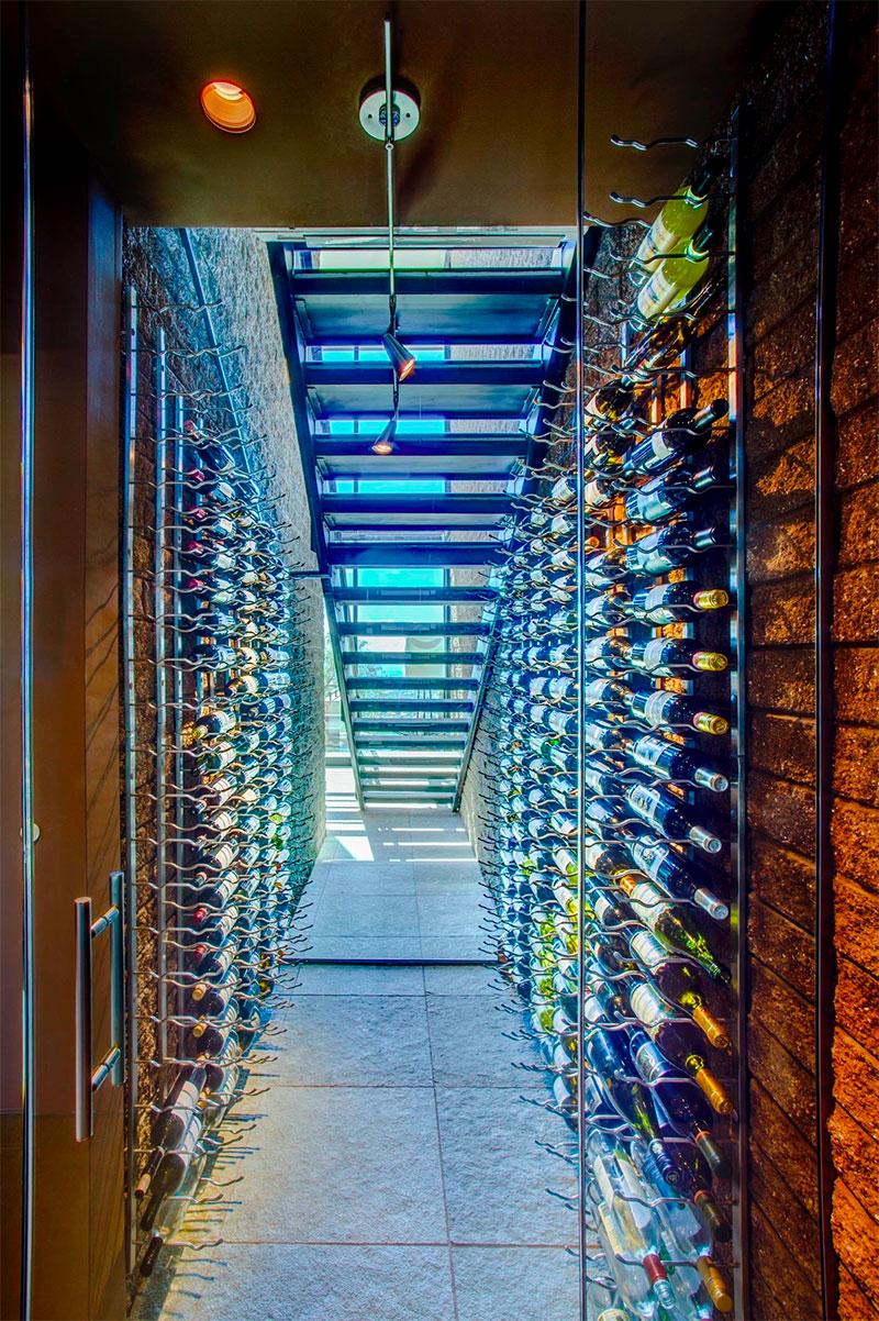 20 Ides De Rangement Pour Vos Bouteilles De Vin