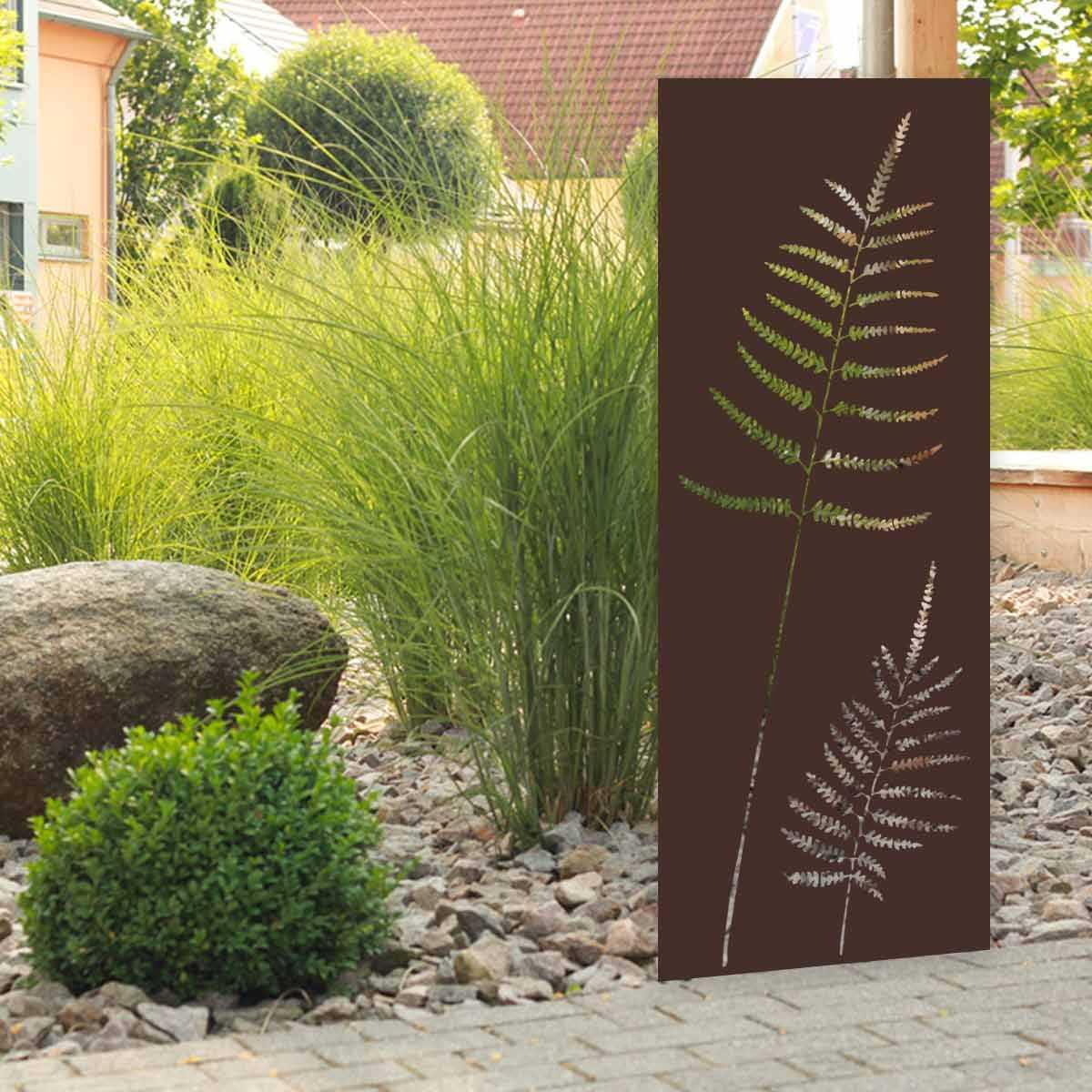 des clotures et brise vues originaux pour votre jardin