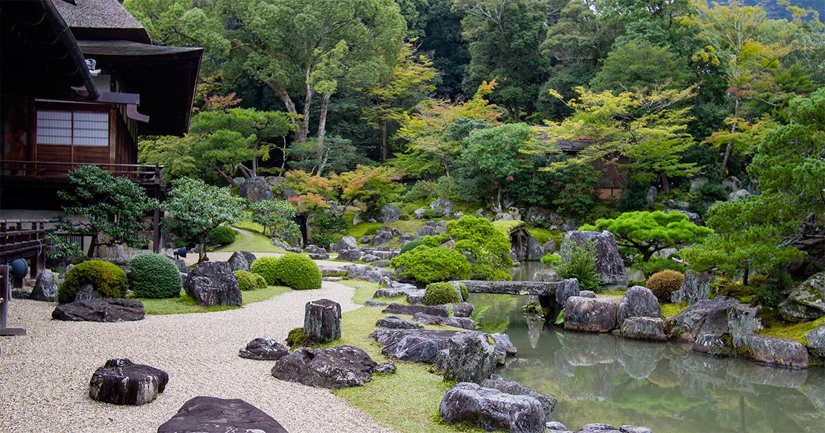 amenager un jardin japonais