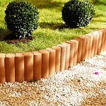 Bordure béton terrasse
