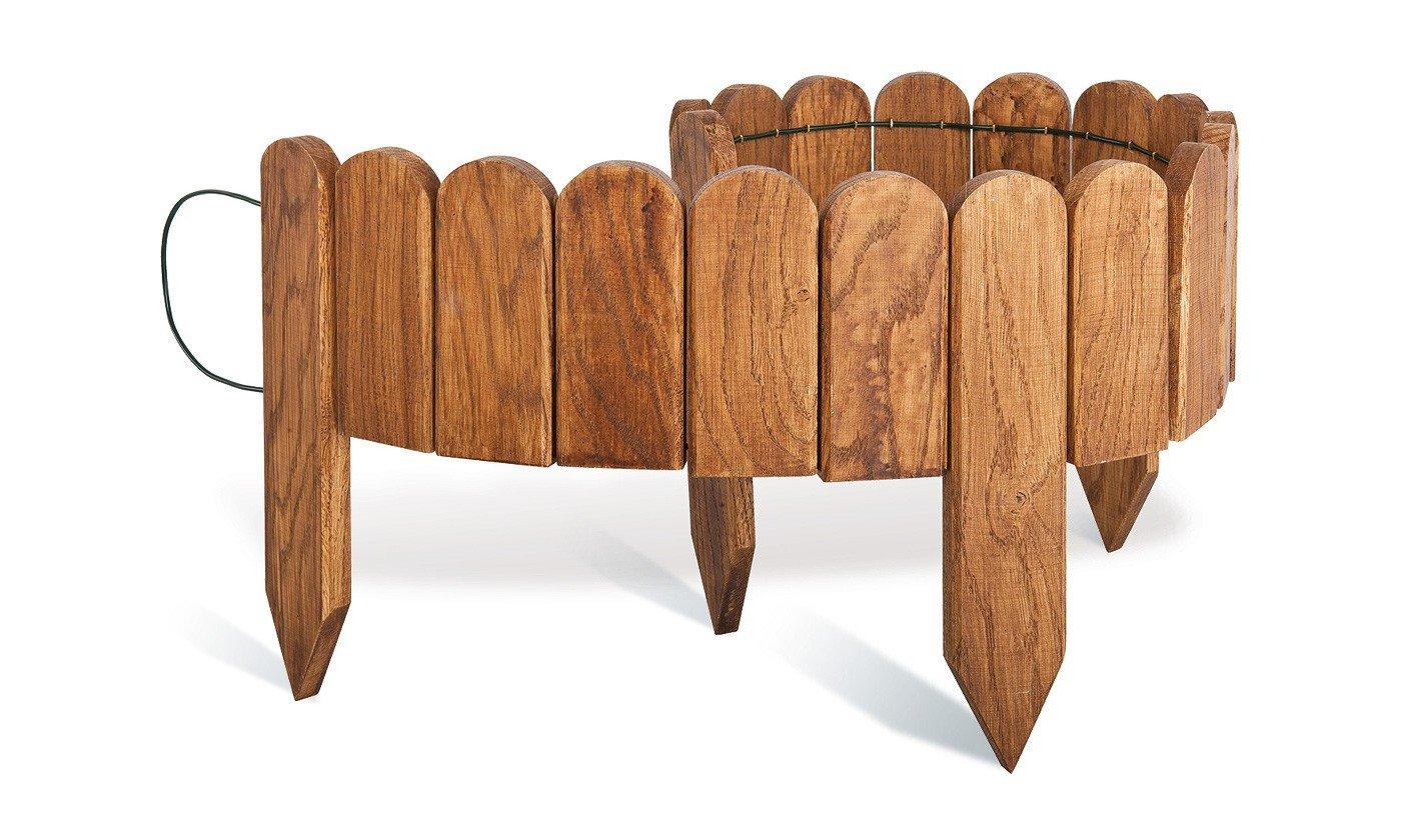 Quels sont les avantages dune bordure en bois pour le jardin
