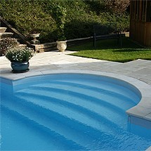kit margelle piscine