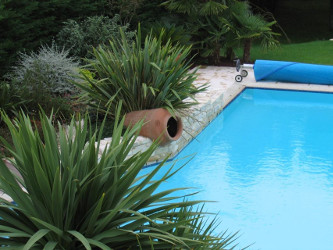 jardin abords piscine