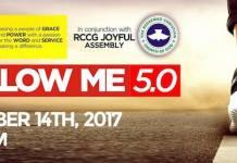 Follow Me 5.0 | AmenRadio.net