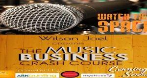News: Award Winning Producer Wilson Joel Announces The Music Business Crash Course