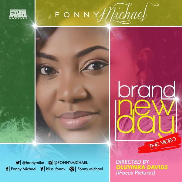 New Music & Video: Brand New Day - Fonny Michael