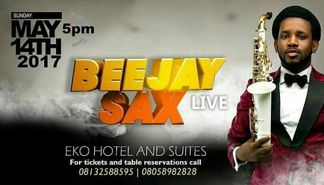 Anticipate: Beejay Sax to Host