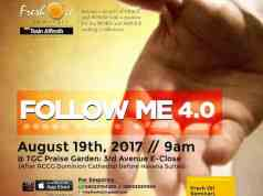 Download Podcast: Tosin Affinnih - Follow Me 4.0 [Fresh Oil Seminar]