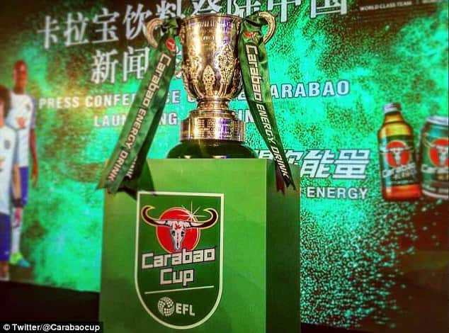 The Carabao Cup draw [www.AmenRadio.net]
