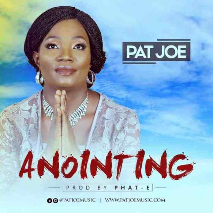 Lyrics Video: Anointing - Pat Joe [www.AmenRadio.net]
