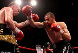 Woodhouse went on to win the British title [www.AmenRadio.net]