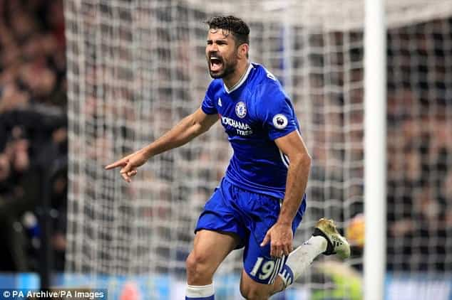 Diego Costa set for a move to Atletico Madrid [www.AmenRadio.net]
