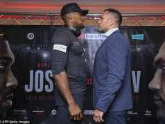 Pulev withdraws from fight against Joshua [www.AmenRadio.net]