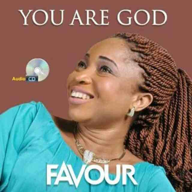 New Music Album: You Are God - Favour