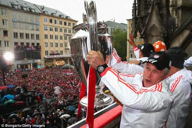 Jupp Heynckes returns for his fourth spell [www.AmenRadio.net]