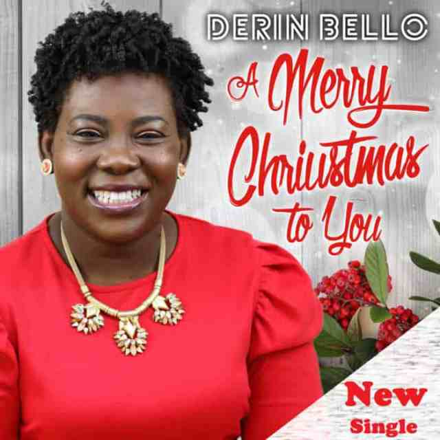 New Music: A Merry Christmas To You - Derin Bello