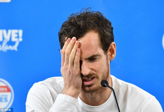 Andy Murray pulls out of Australian Open [www.AmenRadio.net]