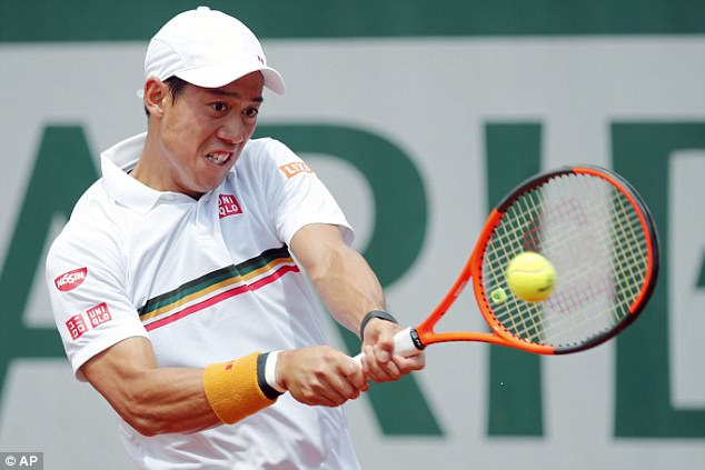 Kei Nishikori another major absentee at Melbourne [www.AmenRadio.net]