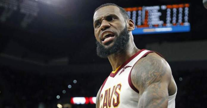 LeBron James surpass Kbe Bryant as youngest player to reach 30,000 points [www.AmenRadio.net}