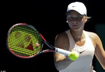 15-year-old Marta Kostyuk knocked out by experienced Svitolina [www.AmenRadio.net]