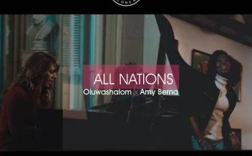 Gospel Music: All Nations - Oluwashalom feat. Amy Berna | AmenRadio.net