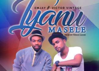 Gospel Music: Iyanumasele - Em Jay Feat. Victor Vintage | AmenRadio.net