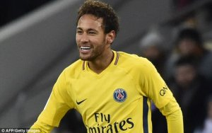 PSG are second in terms of squad expenditure and signed Neymar for a record £196m [www.AmenRadio.net]