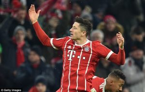 Bundesliga giants Bayern Munich spent less on their star-studded squad with the likes of Robert Lewandowski than Everton have [www.AmenRadio.net]
