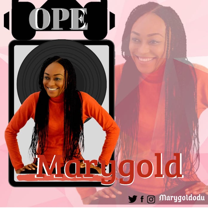 Download: Ope - Marygold | Gospel Music Mp3 Songs
