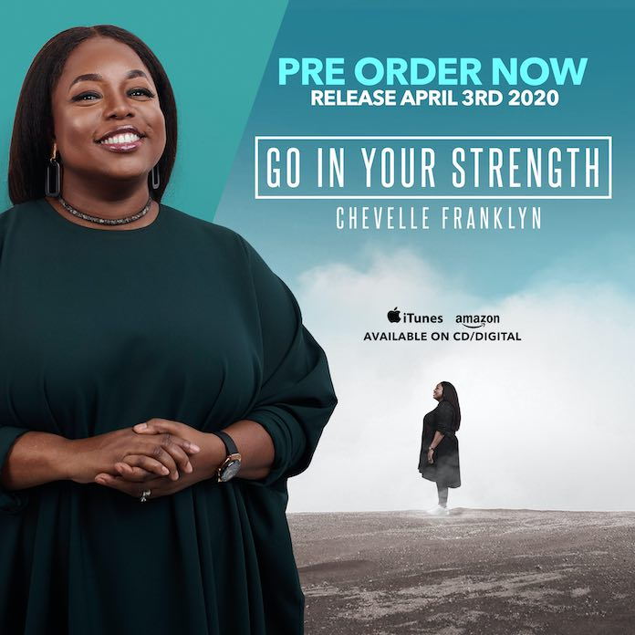 Download: Go In Your Strength - Chevelle Franklyn | Gospel Music Mp3 Songs