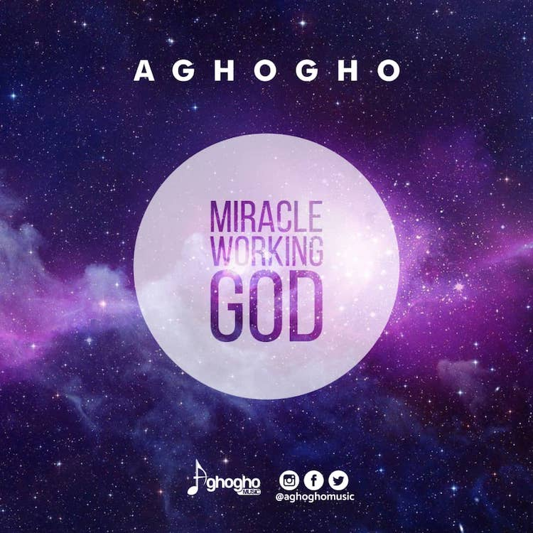 Miracle Working God [Live] - Aghogho