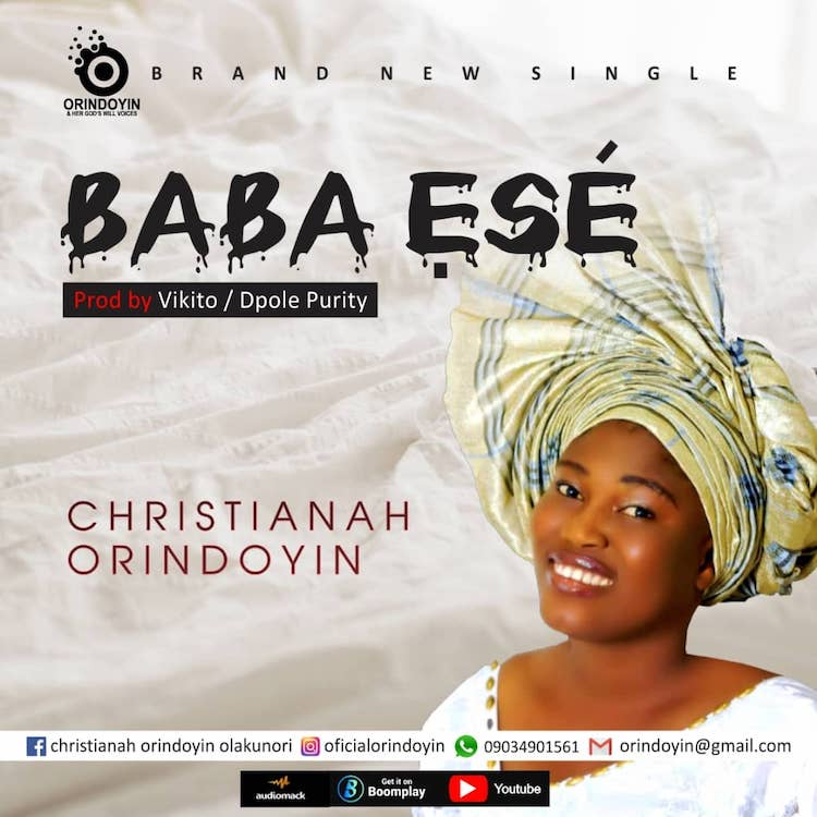Baba Ese - Christianah Orindoyin