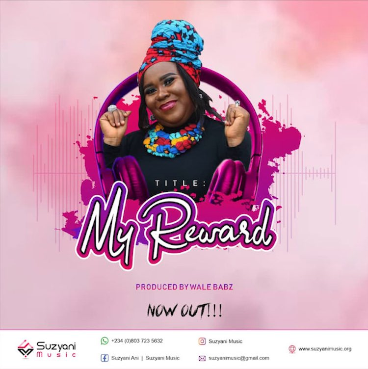 My Reward - Suzyani